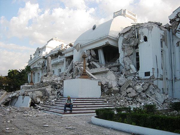 essay earthquake haiti