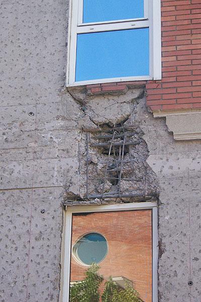 Concepcion Earthquake Damage Photography Mrp Engineering